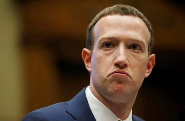 Mark Zuckerberg agrees to EU meetings a day after ditching the UK