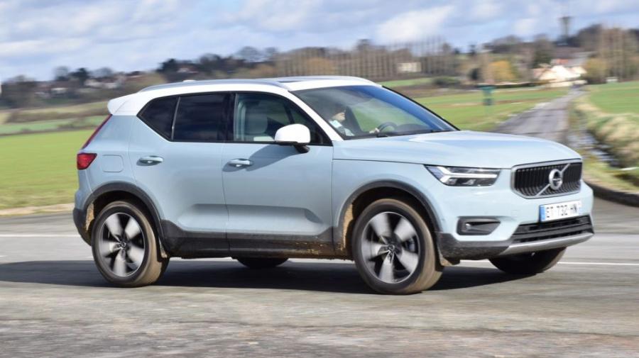 Comment Volvo, le petit Suédois, s'impose face à Audi et BMW