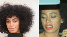 Solange posts unflattering pic that she calls her 'favorite' selfie