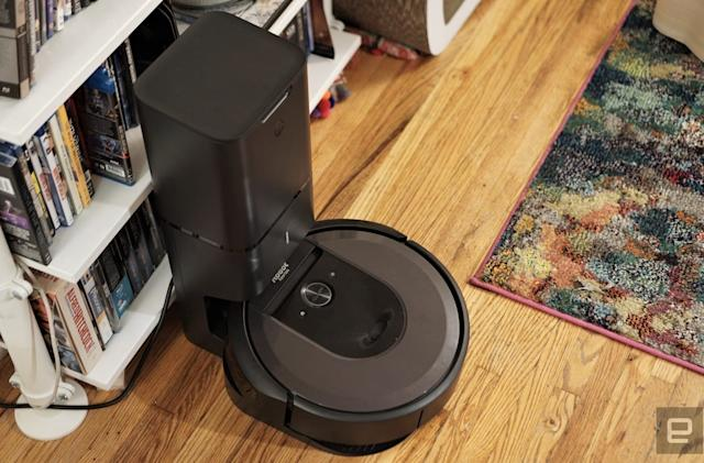 Roomba update tells your robovacs to steer clear of trouble spots