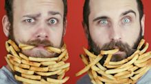 "Pommes und Laub im Bart: ""The Gay Beards"" erobern Instagram!"