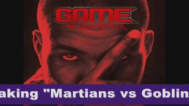 Game On 'Martians vs Goblins' With Tyler The Creator