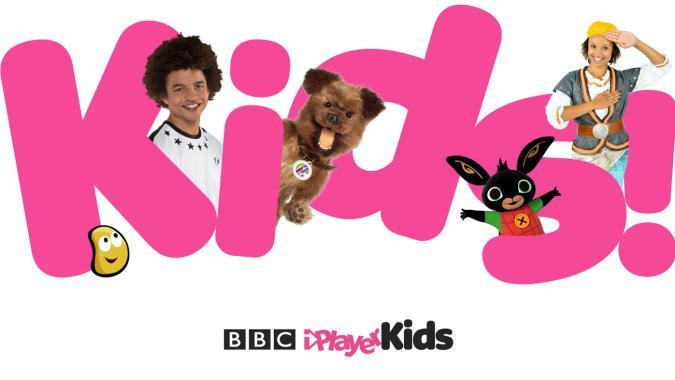 BBC launches iPlayer Kids app