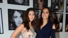 There is No Cold War and I Feel Inspired By Shraddha: Alia Bhatt
