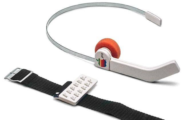 """This is Apple's first """"smart watch"""""""