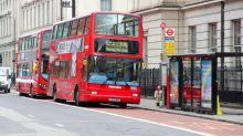 Bitcoin-Börse Binance erobert Londoner Bushaltestellen