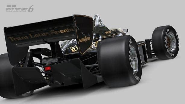 Drive Ayrton Senna's F1 car in upcoming Gran Turismo 6 DLC
