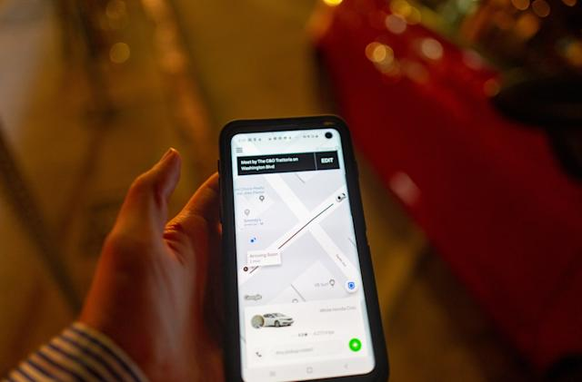 Uber's first safety review contains thousands of sexual assault reports