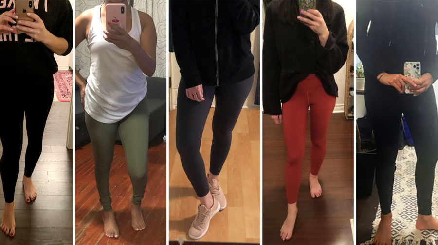 We put Everlane's new leggings to the test