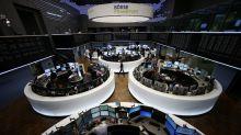 Sliding car stocks drag Europe down as investors hit the brakes