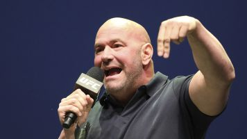 Dana White says he's securing private island to hold UFC events 'every week' amid coronavirus