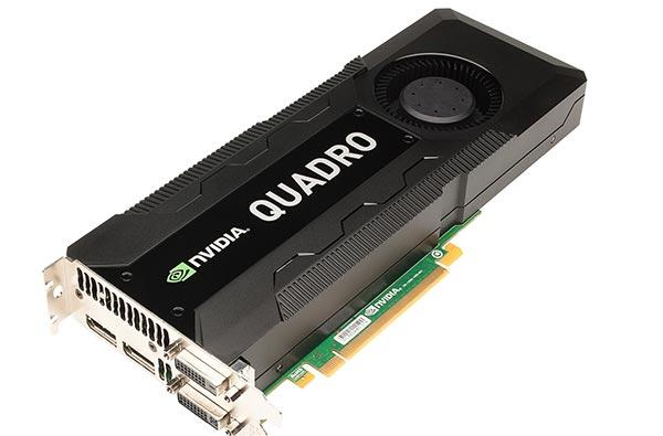 NVIDIA announces Quadro K5000 for Mac Pro, brings 4K support, 2x performance over Quadro 4000