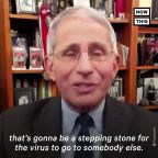 Dr. Fauci and Facebook CEO Mark Zuckerberg Discuss COVID-19 Vaccine