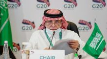 Saudi hosts G20 talks on virus recovery, debt relief