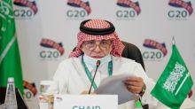 Saudi hosts G20 talks on virus recovery, debt relief