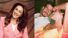Claudia Raia revela como é relação com a nora, Bruna Marquezine