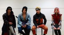 Live Spectacle NARUTO cast interview