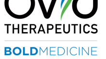 Ovid Therapeutics Announces Appointment of Professor Robert S. Langer, Sc.D., as Chair of its Scientific Advisory Board