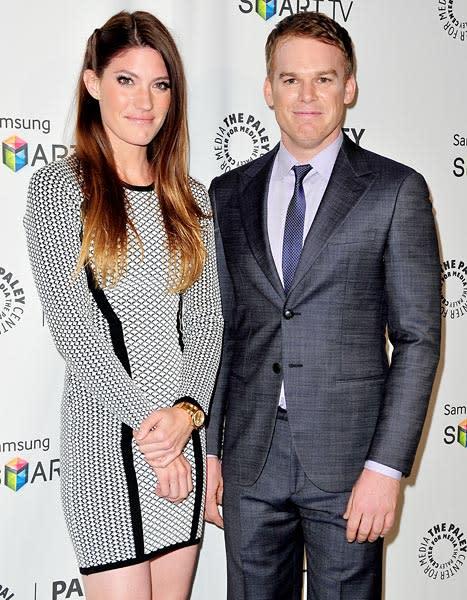 Dexter's Michael C Hall and Jennifer Carpenter divorcing ...