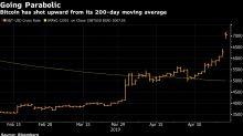 El bitcóin sube a máximo de ocho meses y supera los US$7.000