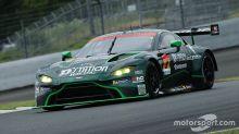 Aston Martin's Thiim forced to miss Super GT opener