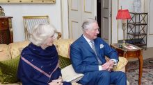 You can take a look inside Prince Charles and Duchess Camilla's home at Clarence House
