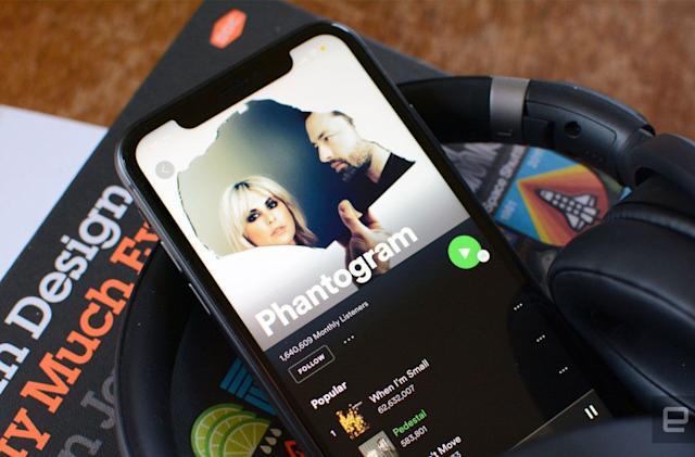 Spotify adds a remote listening party option where everyone is a DJ