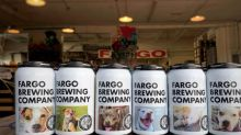 Brewery features shelter dogs on beer cans to help them get adopted