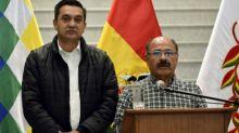 Ministro de la Presidencia de Bolivia da positivo al coronavirus