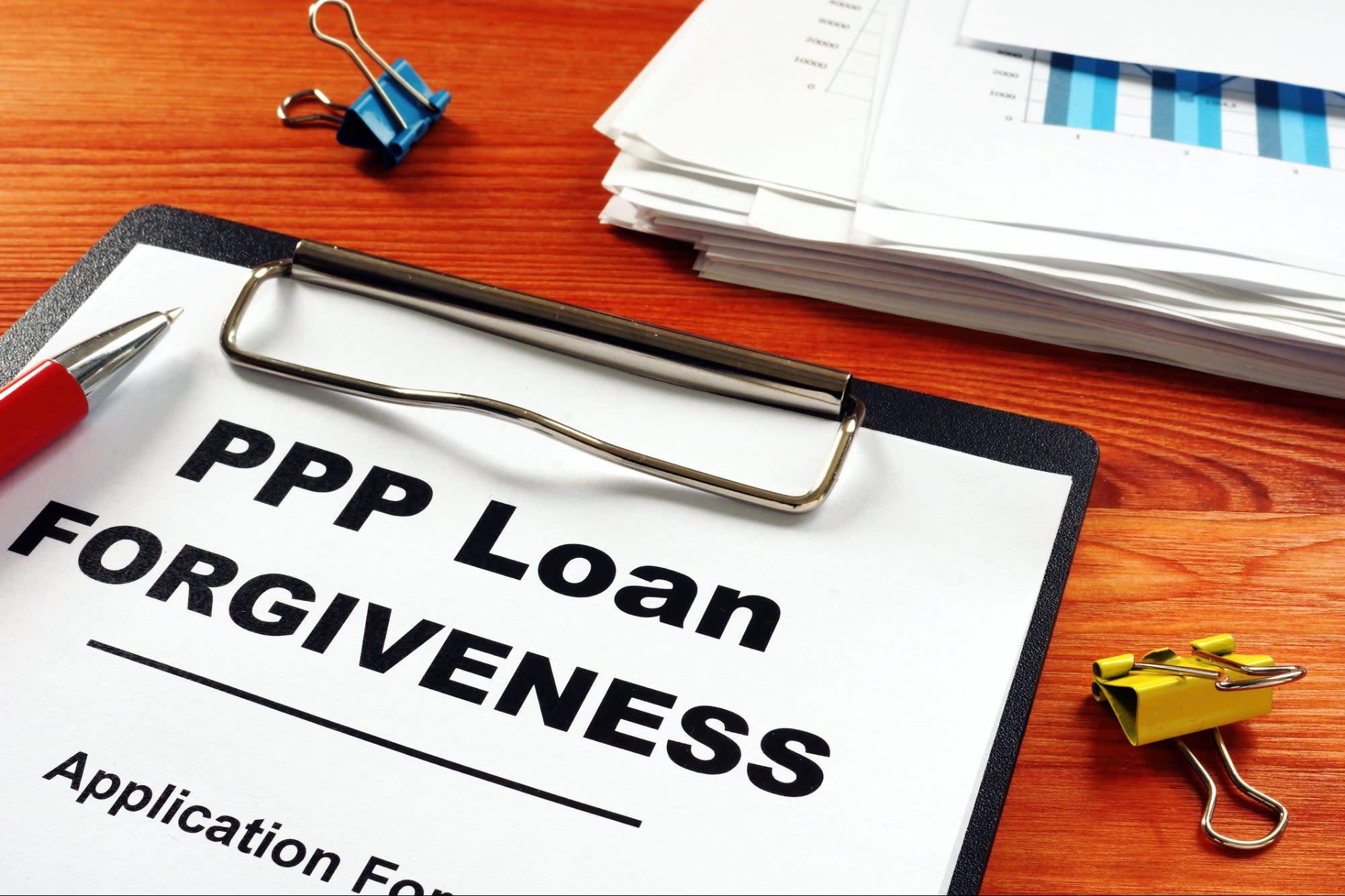 SBA Releases New EZ PPP Loan-Forgiveness Application