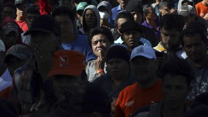 Mayor: Caravan influx may have no end in sight