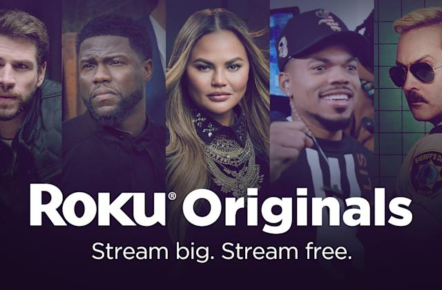 Roku will release 30 ex-Quibi 'Originals' on May 20th