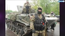 New Battles As Ukraine Says 300 Separatists Killed In Fighting