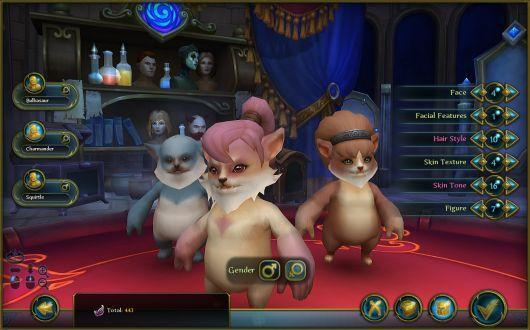 Treat yourself to a makeover with Allods Online's Hall of Changes