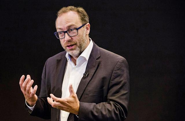 Wikipedia co-founder launches Wikitribune to fight fake news