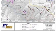 Near Surface, High-grade Gold Intercepted at Las Dolores, Including 9.00 G/t Gold and 19.3 G/t Silver Over 4.1 Meters