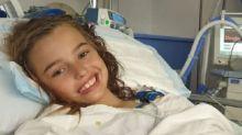 """Asportato il tumore al cervello per la terza volta: la storia del """"miracolo"""" di Milli Lucas"""