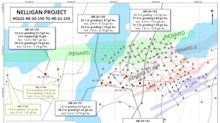 IAMGOLD Extends Mineralization at the Nelligan Gold Project, Quebec with Initial Assay Results from Its 2020 Winter Drilling