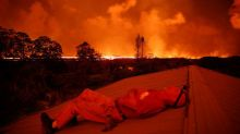 Cut off by Hawaii lava, pot growers refuse to let go dream