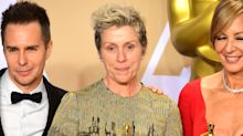 Man accused of stealing Frances McDormand's Oscar will face no charges
