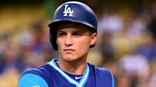 Dodgers plan to play Corey Seager, keep eye on sore elbow