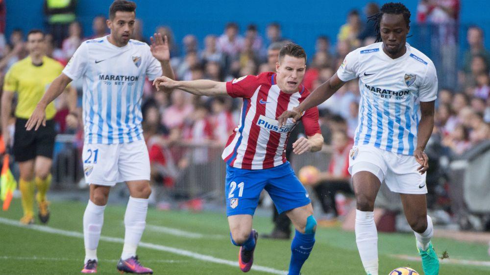 Málaga - Atlético: La salvación pasa por frenar a los colchoneros
