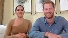 Prince Harry & Duchess Meghan Tell Britain It's Time to End Structural Racism