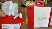 OnePlus buds seized as 'fake Apple AirPods' by US customs