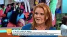 Sarah Ferguson finally opens up about her Harry Potter themed royal wedding hat