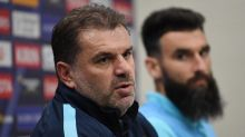 Ange's coaching call by end of month