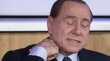 Silvio Berlusconi, hospitalizado por coronavirus tras visitar en Cerdeña a Flavio Briatore