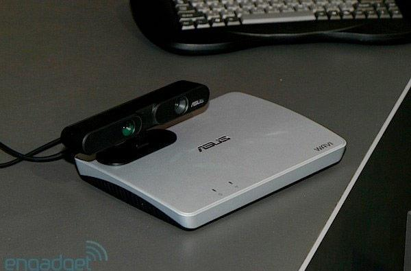 ASUS Wavi Xtion motion sensing control system demoed at CES (video)