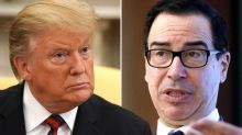"""His politics are appalling"": Steve Mnuchin's family speaks out in disgust over his fealty to Trump"