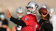 Raiders mailbag: On Marcus Mariota, Jadeveon Clowney and the biggest rookie surprise